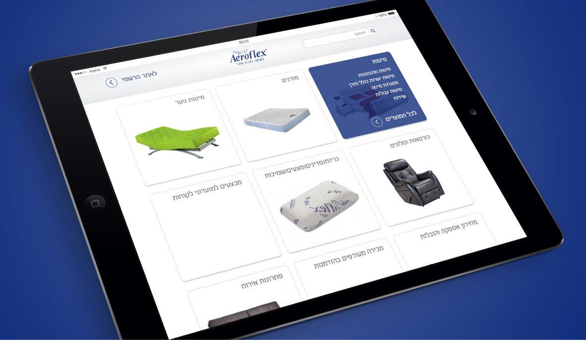 מיתוג עסקי | Aeroflex