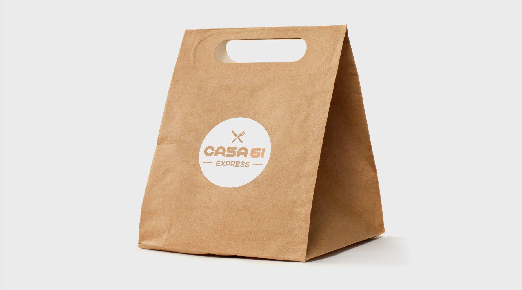מיתוג עסקי | CASA 61 EXPRESS