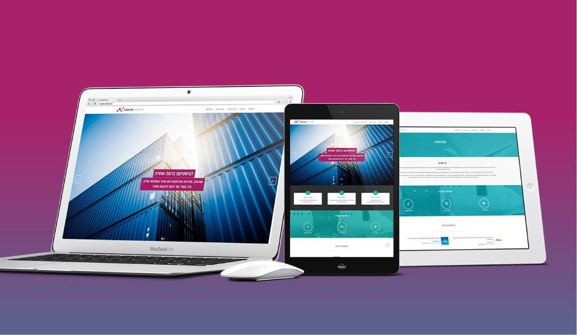 בניית אתר רספונסיבי - אלפא מיתוג עסקי